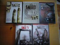 Saw II - VI