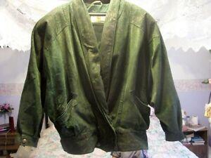 Beautiful Swade Jacket (forest green)
