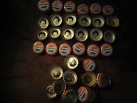 1980's NHL Hockey Pepsi Bottle Caps