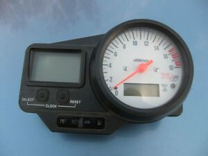 Yamaha R6 cadran SPEEDOMETER GAUGES (cluster dash) 1999 a 2002