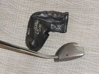 "PUTTER CALLAWAY ""THE TUTTLE ""  GAUCHER OU DROITIER, COMME NEUF"