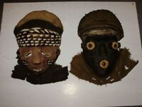 Tribal face masks