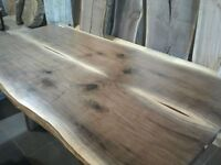 LIVE EDGE FURNITURE, LUMBER, BARN BOARDS, COFFEE TABLES BENCHES
