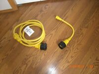 Boat Shore Power Cord