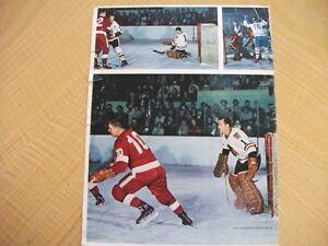 PHOTO JOURNAL THE STAR WEEKLY TORONTO 1962 GLENN HALL (C104)