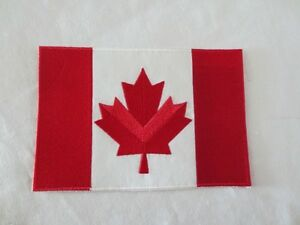 Canada Iron-On Patches