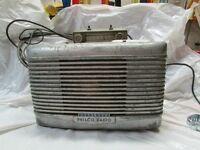 Radio d'auto des années 30