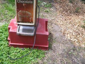 hot chocolate machine.....