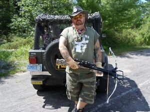 **ZOMBIE HUNTER** For your party, buisness event etc. Peterborough Peterborough Area image 4