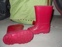 Rain Boots - Size 8