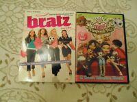 Bratz DVD's