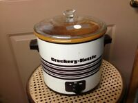 4-SLOW COOKERS
