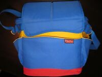TOY TOTE - FISHER PRICE TOY TOTE (FROM A SMOKE FREE CLEAN HOME)