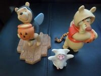 Disney's Winnie the Pooh Collector Figurines