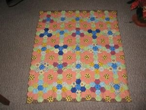 Handsewn Lap Quilts / Baby Quilts  by Steve Meek of Peterborough Peterborough Peterborough Area image 6