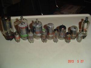 Vacuum Tubes 5KE8, 6AV6, 6CB6A, 6DT6, 6HZ6, 6LF8, 6FG7, 6GM6, Windsor Region Ontario image 5