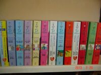 """27 """"HARLEQUIN DUETS"""" WITH 2 ROMANTIC COMEDY NOVELS PER BOOK"""