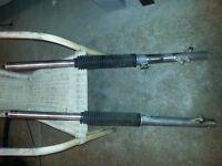 KLR600/KLR650 Front Forks