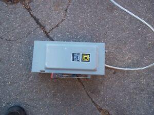 Interrupteur electique. West Island Greater Montréal image 1