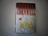 Hardcover Copy of At Risk by Patricia Cornwell