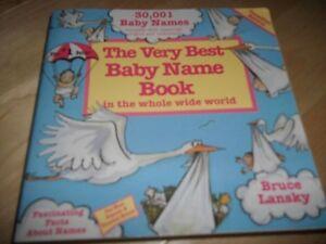Livre 30,001 Noms (Baby Names) Gatineau Ottawa / Gatineau Area image 2