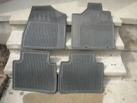 OEM Nissan Murano All Season Mats and assorted Murano Parts