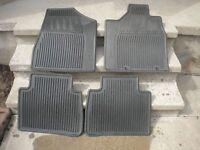 OEM Nissan Murano All Season Mats and assorted Murano Parts