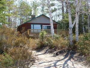 "Port Elgin,Cottage on the Lake"" in"" Macgregor Prov Park"