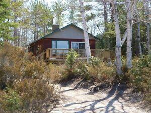 """Port Elgin,Cottage on the Lake"""" in"""" Macgregor Prov Park"""