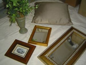 mirrors & home decor items