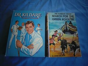 Old Time Kid's Books