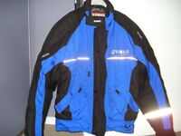 Yamaha Gore-Tex Motorcycle Jacket - MINT CONDITION - Size Medium