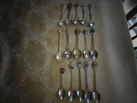 15 Different Collector Spoons