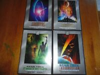 Star Trek Special Collector's Edition DVD's