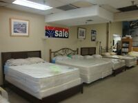 CLEARANCE MATTRESS  SALE CONTINUES THIS WEEK! DON'T WAIT!