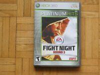 FIGHT NIGHT ROUND 3 PLATINUM HITS - XBOX 360