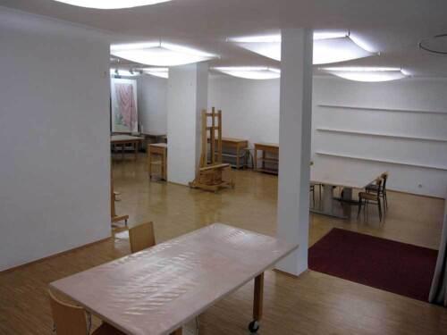 gro es atelier seminarraum in m nchen au haidhausen ebay kleinanzeigen. Black Bedroom Furniture Sets. Home Design Ideas