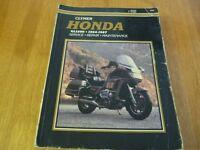 Motorcycle Repair Manual