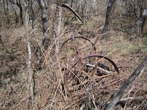 Antique farm items Regina Regina Area image 7