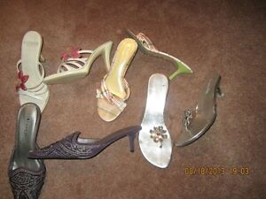 ladies shoes/sandals/boots - size 8 Kitchener / Waterloo Kitchener Area image 3