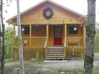 SKI CHALET ON CRABBE MOUNTAIN...NEW PRICE