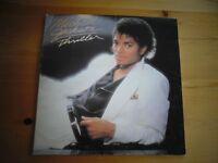 Michael Jackson's Thriller Record