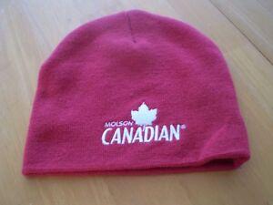 MOLSON CANADIAN TUQUE