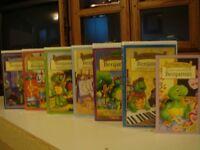 """French """"Benjamin"""" VHS's"""