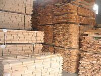 Planchers de bois brut non verni