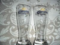 Corona Extra Beer Glasses