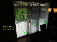 Venetian Blinds for Patio Door