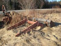 Parting Out    Massey 65 tractor parts  and front end loader