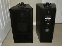 Professional PA Speaker Mains For Sale