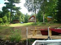 Cottage Rental on Baptiste Lake
